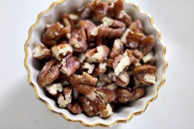 Nueces de castilla