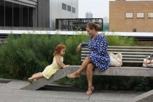 Para mí no hay nada como un día de verano sobre la High Line.