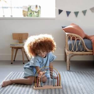 Little Dutch Fa abacus szivárvány játék Pure&Nature