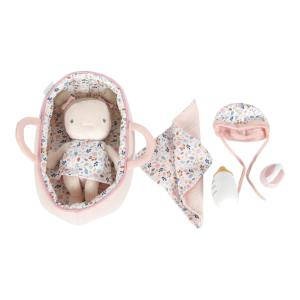 Rosa baba mózeskosárban