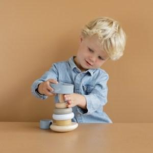 Little Dutch fa montessori torony