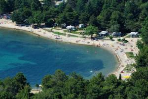 Glavna plaža.