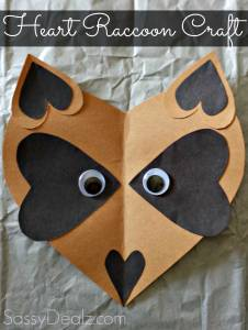 Heart-raccoon-craft-valentine