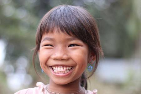 Young-laotian-laughing