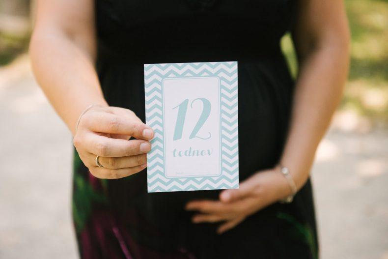 2. Trimesečje nosečnosti (14. – 27. teden)