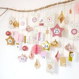 diy-pink-copper-gold-advent-calendar-modern4