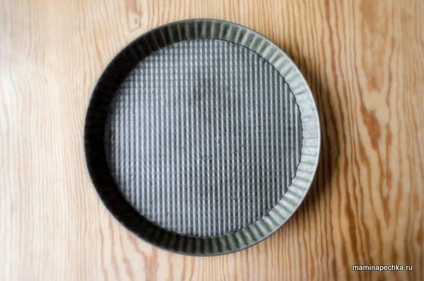 разъёмная форма для пирога
