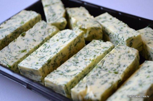 зелёное масло