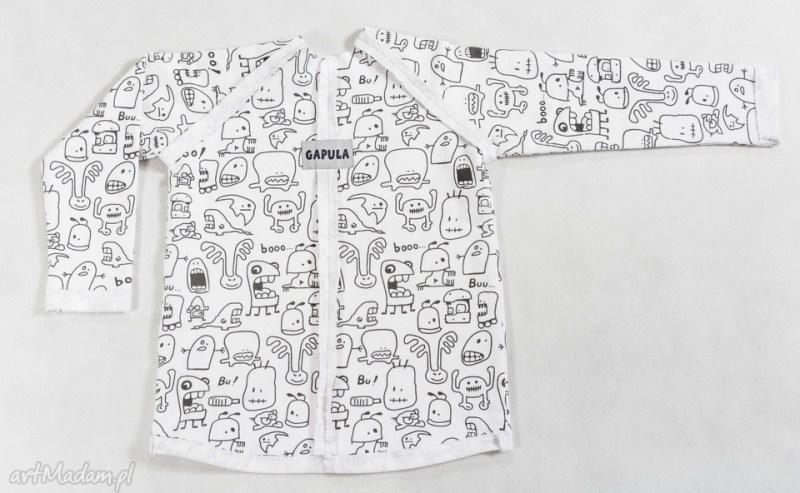 Nagroda ArtMadam Bluzeczka Gapula długi rękaw, rozmiar do wyboru