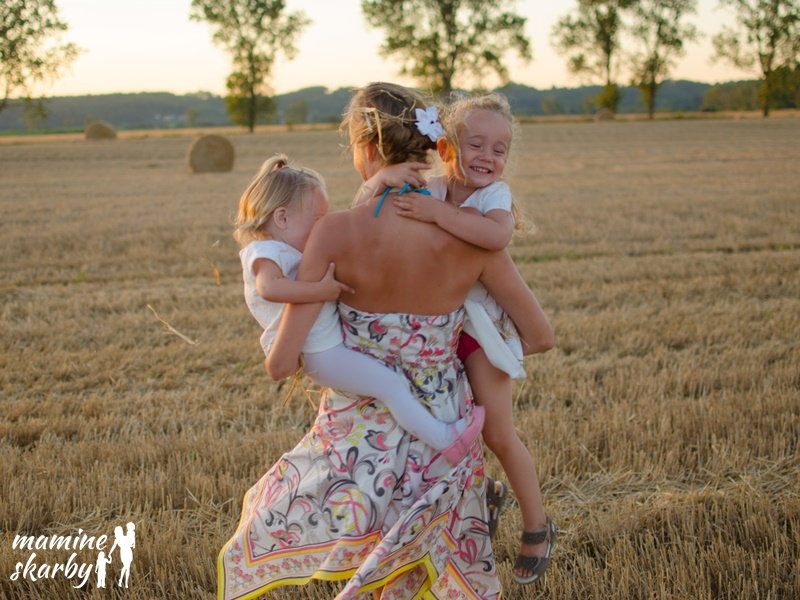 mama i dzieci