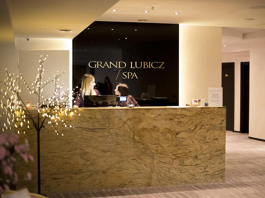 hotel Grand Lubicz Ustka
