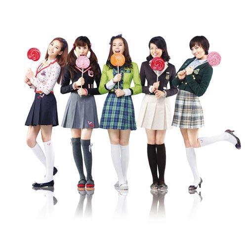 Школьная форма 2016 фото. Новая форма в школу для девочек ...