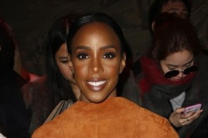 Fashion Week / Kelly Rowland chez Balmain