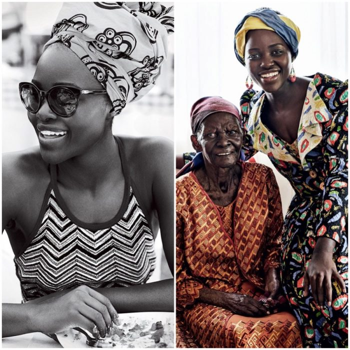 Lupita Nyong'o grandmother