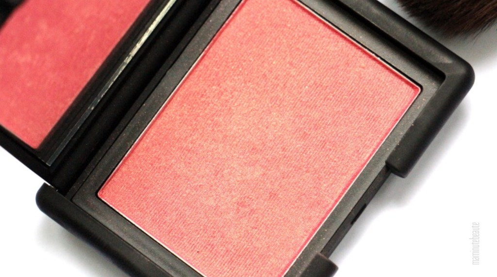 Close up blush outlaw nars