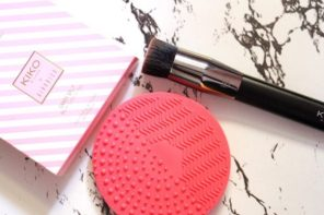Bon plan : Candy Split Brush Cleaning Pad de Kiko