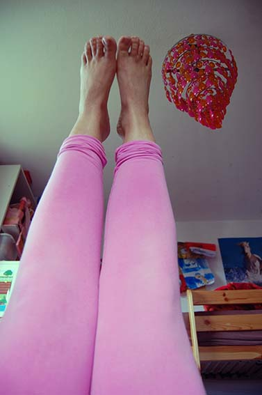 Yoga am Montag Mamis machen Sport