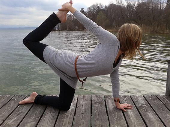 Yoga ist Meditation - doch wie durchhalten: Motivation für gute Vorsätze
