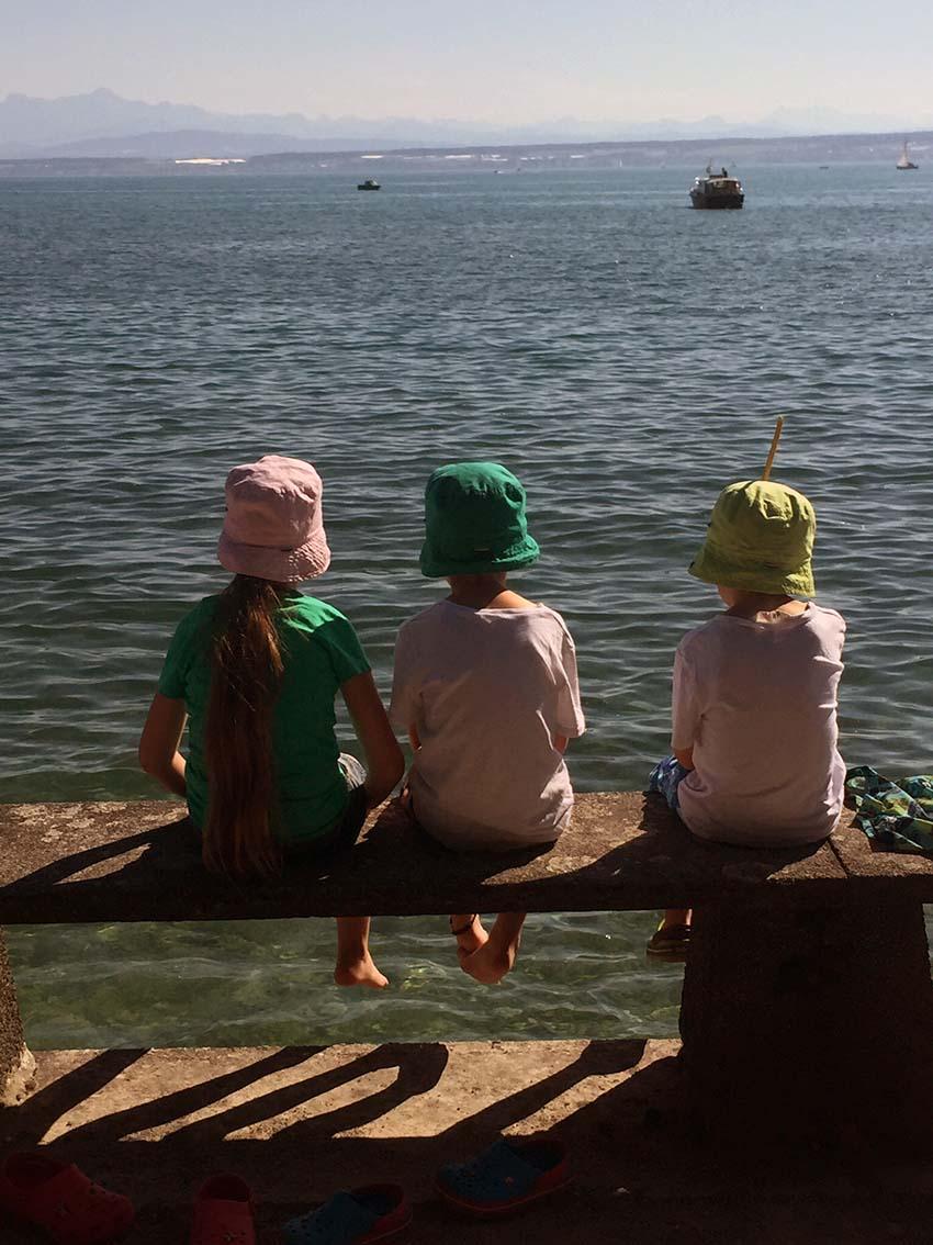 Dreifachmama und Schulleiterin: Kinder rund um die Uhr