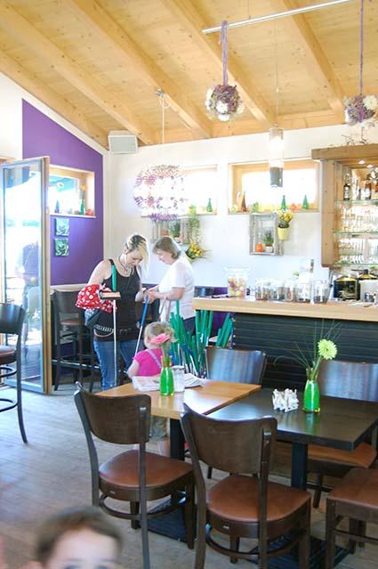 Essen gehen mit Kindern in Rosenheim