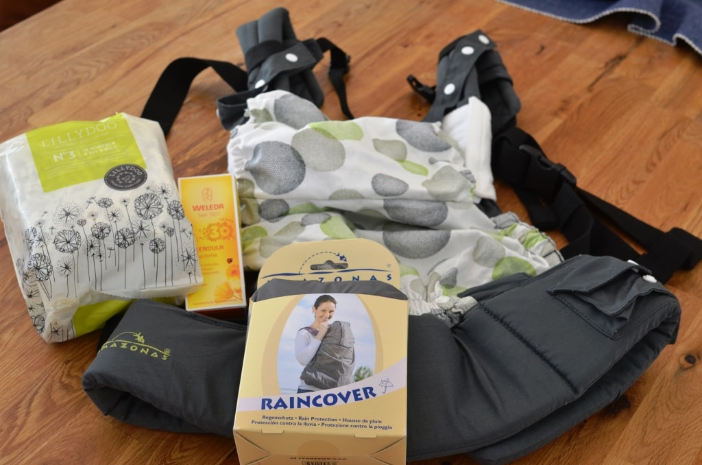Hiking with baby: my must-have hiking set