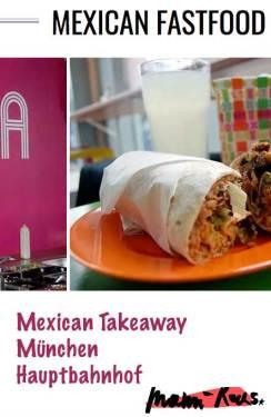 Mexican Takeaway in Munich