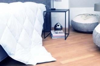 Sind Daunen die richtige Bettdecke für mich?