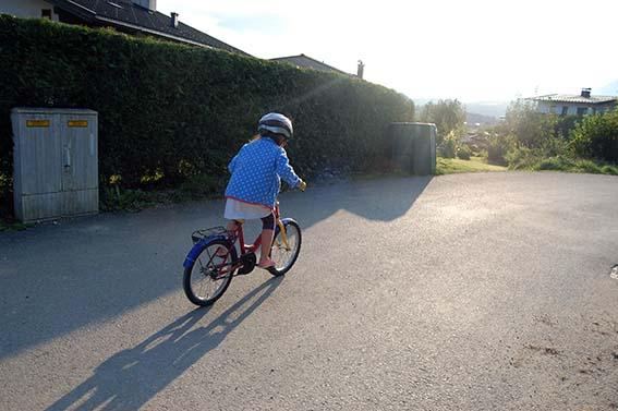 Freitagslieblinge Fahrrad fahren