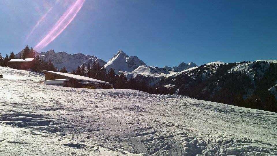skiurlaub trotz erkältung im zillertal