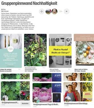 Pinterest für den Blog nutzen