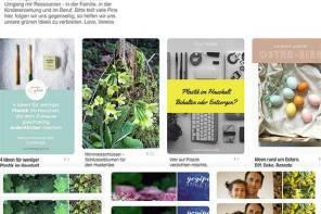 Pinterest für den Blog nutzen ist fein – und die Freitagslieblinge auch!