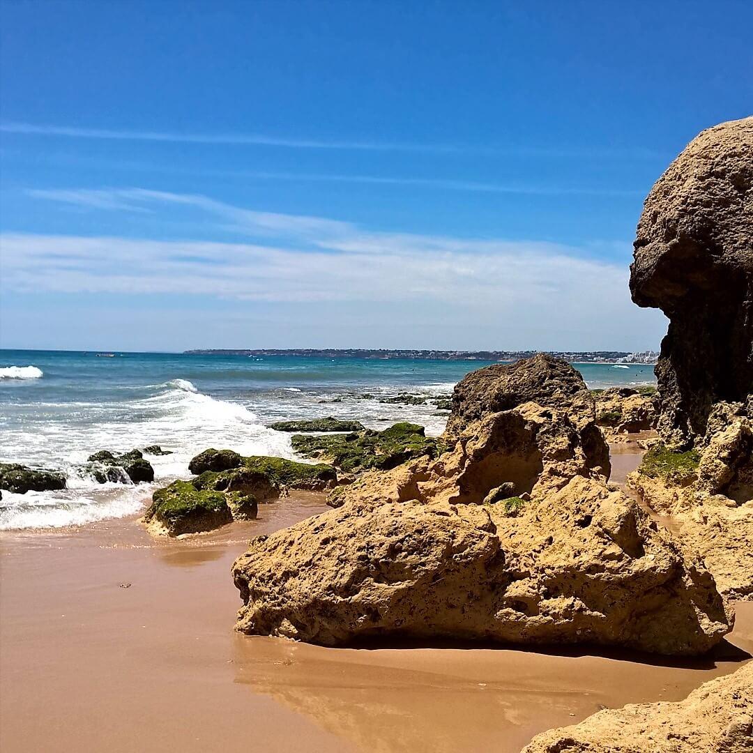 Eine Woche Ferien für Mama: Lissabon, Algarve und ausschlafen