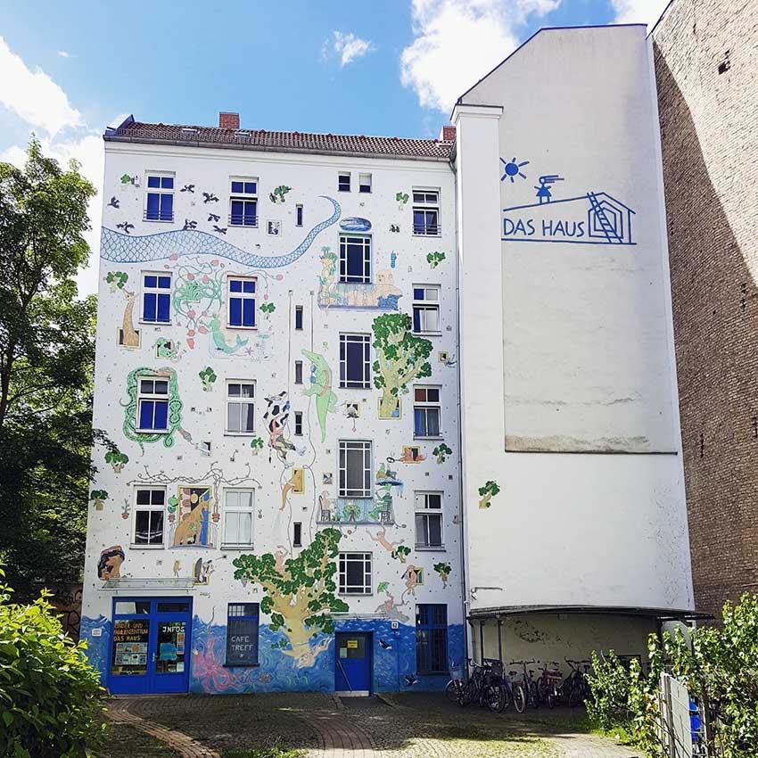 Kinderfreundliche Orte in Friedrichshain - Insider Tipps