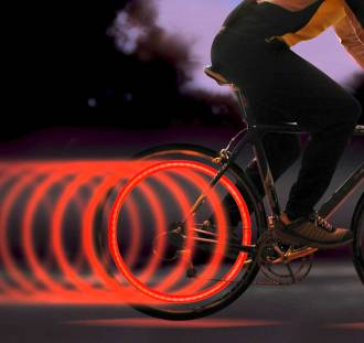 Coole Gadgets fürs Fahhrad: für mehr Sicherheit im Straßenverkehr