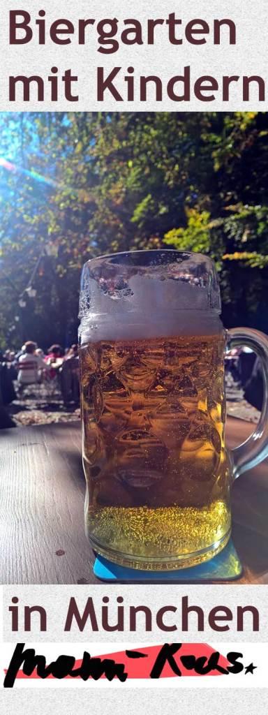 Beste Biergarten mit Kindern in München