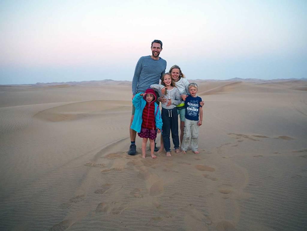 Mit Familie auf Reisen: Familie Sorgenfrei im Interview zur Vereinbarkeit von Familie und Beruf