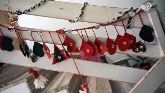 Backen und Dekoration für die Weihnachtszeit zum Einstimmen