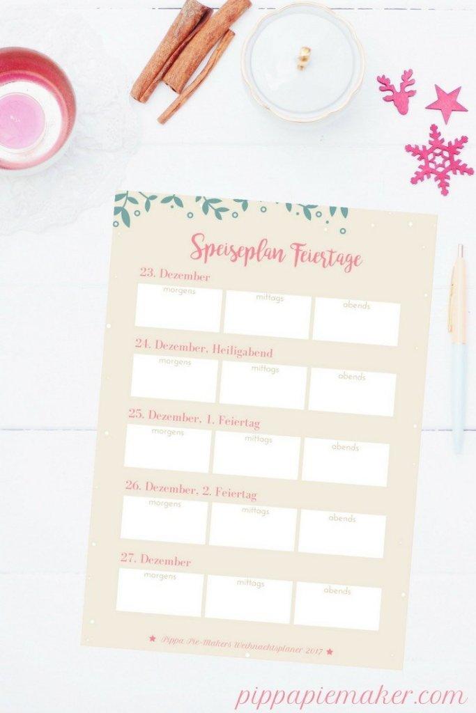 Weihnachtsplaner