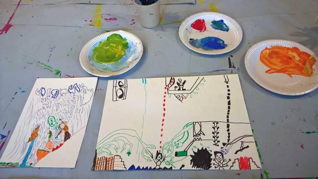 Werdenfelser Land mit Kindern entdecken: zwischen Kunst und Natur