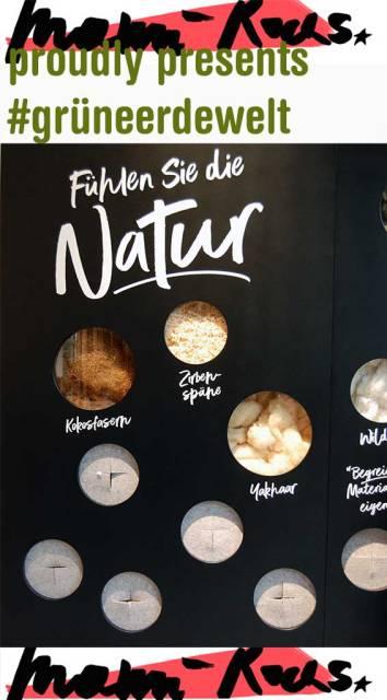 Ökologische Matratzen und Möbel, Mode und Naturkosmetik in der neuen Grüne Erde Welt im oberösterreichischen Almtal entdecken
