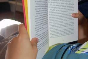 Spiele und Bücher für die 3. und 4. Klasse: Wir lesen gerne!