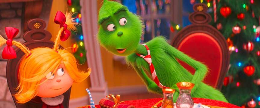 Weihnachten im Kino: Der Grinch