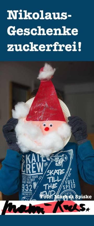 Nikolausgeschenke zuckerfrei!