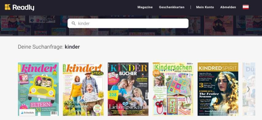 Zeitschriftenabo schenken: PRINT_Magazine im Online-Kiosk lesen