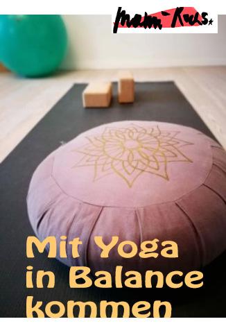 Selbstfürsorge mit Meditation und Yoga