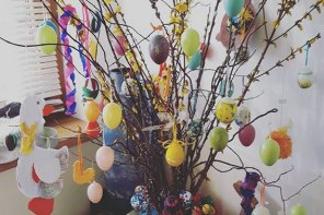 Kleine Geschenke zu Ostern: Frühlingsbringer für Kinder