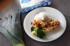 Nachhaltige Fisch Rezepte mit Escal Seafood: Kabeljau – Orange – Radicchio