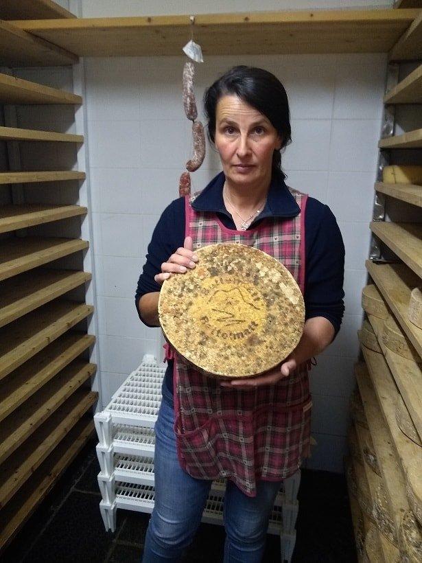 Bettelmatt Cheese Slow Food Northern Piedmont