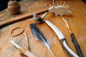 Schnitzen lernen? Warum unsere Kinder scharfe Messer dürfen