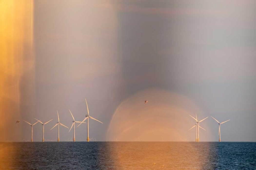 über erneuerbare Energie lernen